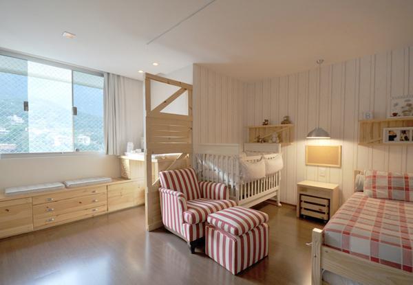 quarto de bebe no mesmo quarto da mae
