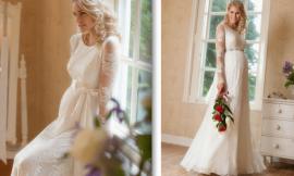 Modelos de vestidos de noiva para grávidas