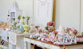 Dicas para organizar um chá de apresentação do bebê