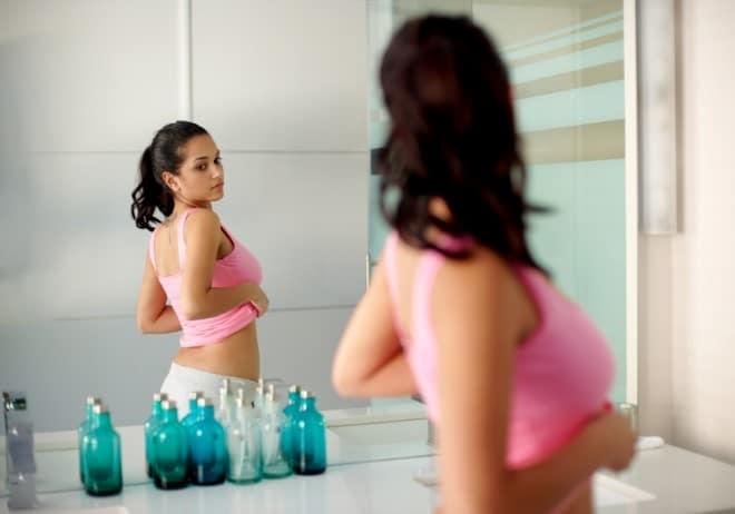 Barriga flácida depois do parto, o que fazer para melhorar?