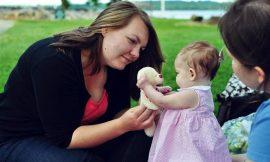 Papel das tias e tios na vida do bebê