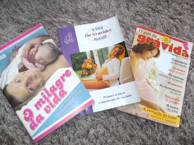 o que dar de presente para grávida