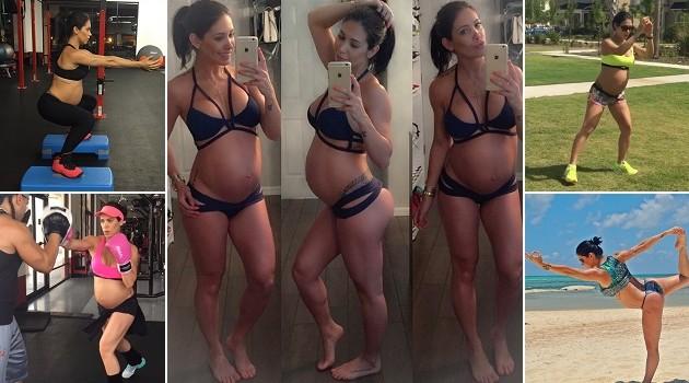 You are currently viewing Musculação na gravidez – Pode ou não?