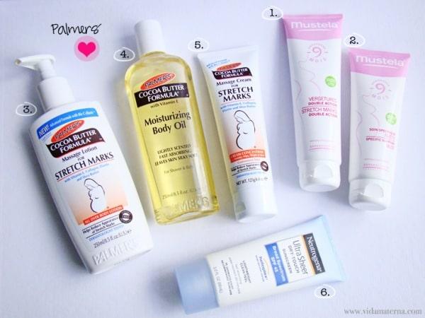 produtos para grávidas