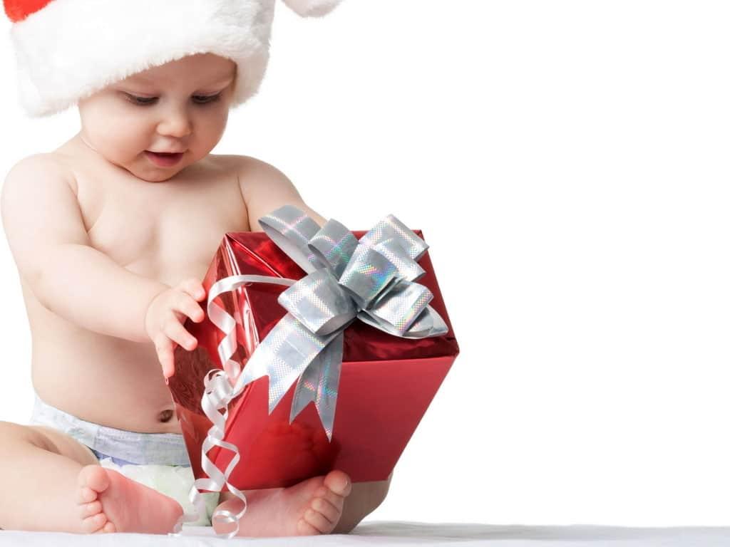 You are currently viewing 9 ideias de presente de Natal para bebês