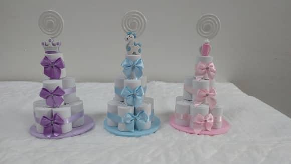 76811f0a45 Lembrancinhas de maternidade fáceis de fazer