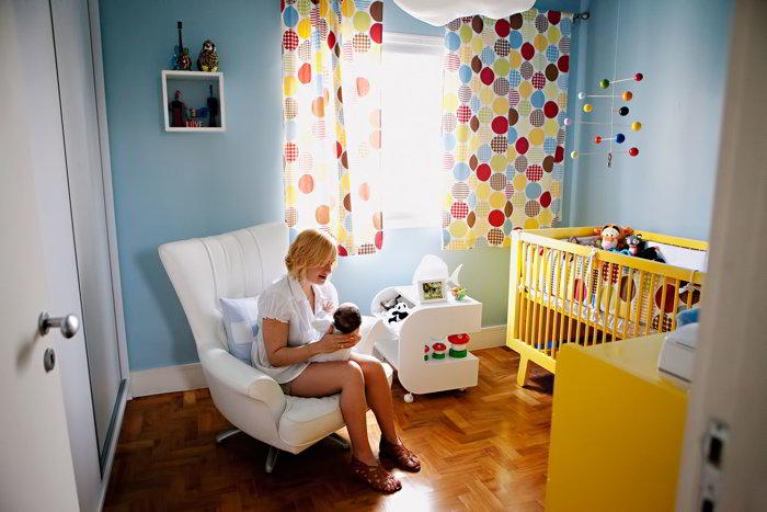 eb9afa7813 Decoração de quarto de bebê  Tendências para 2019