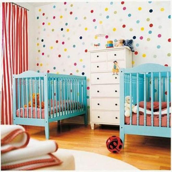nichos para decorar quarto de bebe
