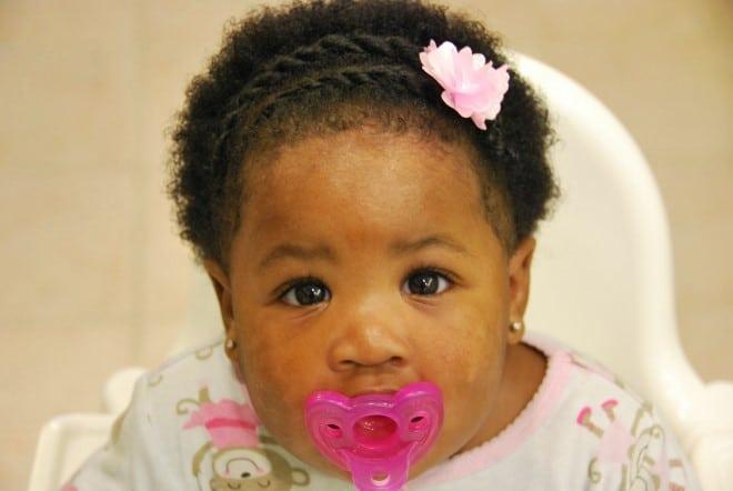 9 Penteados Para Beb 234 S