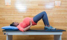 9 exercícios para aliviar as dores da gestação