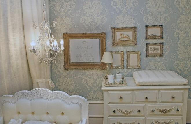15 quartos de bebê estilo provençal ~ Wallpaper Quarto De Bebe