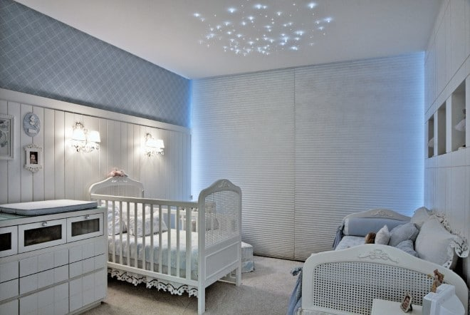 15 quartos de bebê estilo provençal ~ Quarto Masculino Reciclado