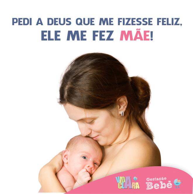 Mensagem mães gravidas