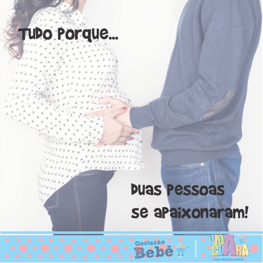frase amor gravidez