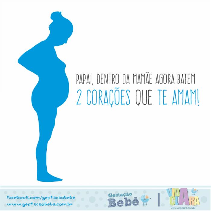 Populares Mensagens e Frases para futuras mamães HW45