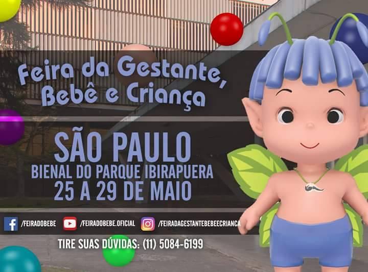 Read more about the article Feira da Gestante Bebê e Criança São Paulo 2016