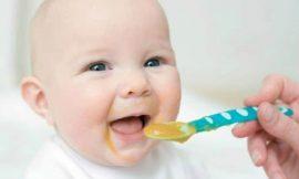 Papinhas para bebês de 6 meses: qual a quantidade?