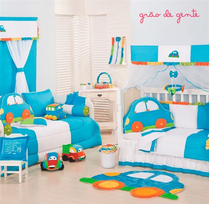 Dicas para decorar o quarto de menino