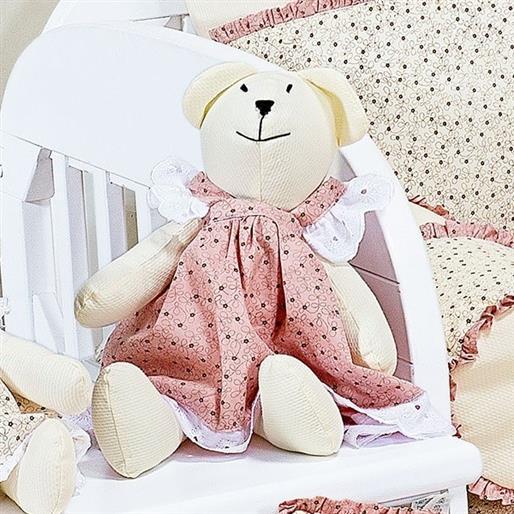 ursinho de pelucia para quarto de menina (Custom)