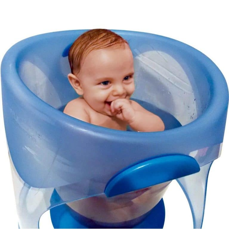 Read more about the article Testamos o Baby Tub Evolution para bebês