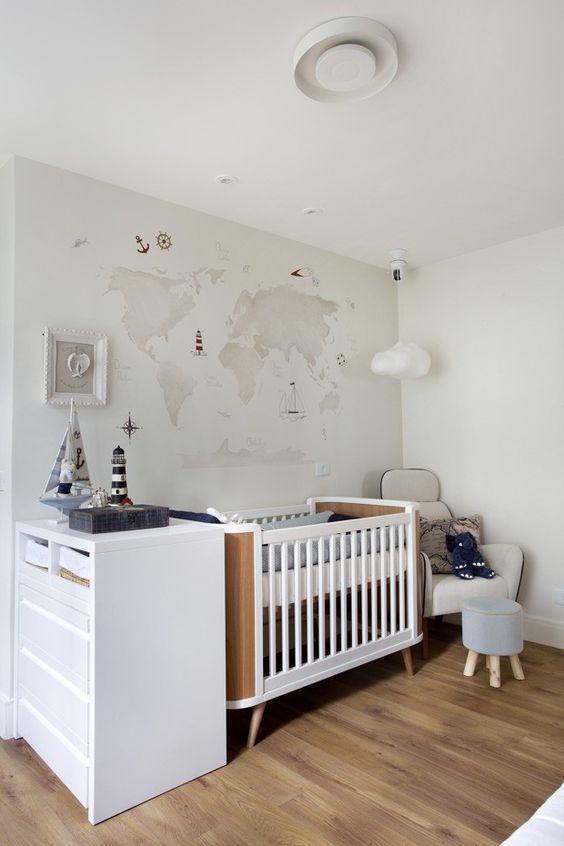 decoração de quartos de bebe feminino