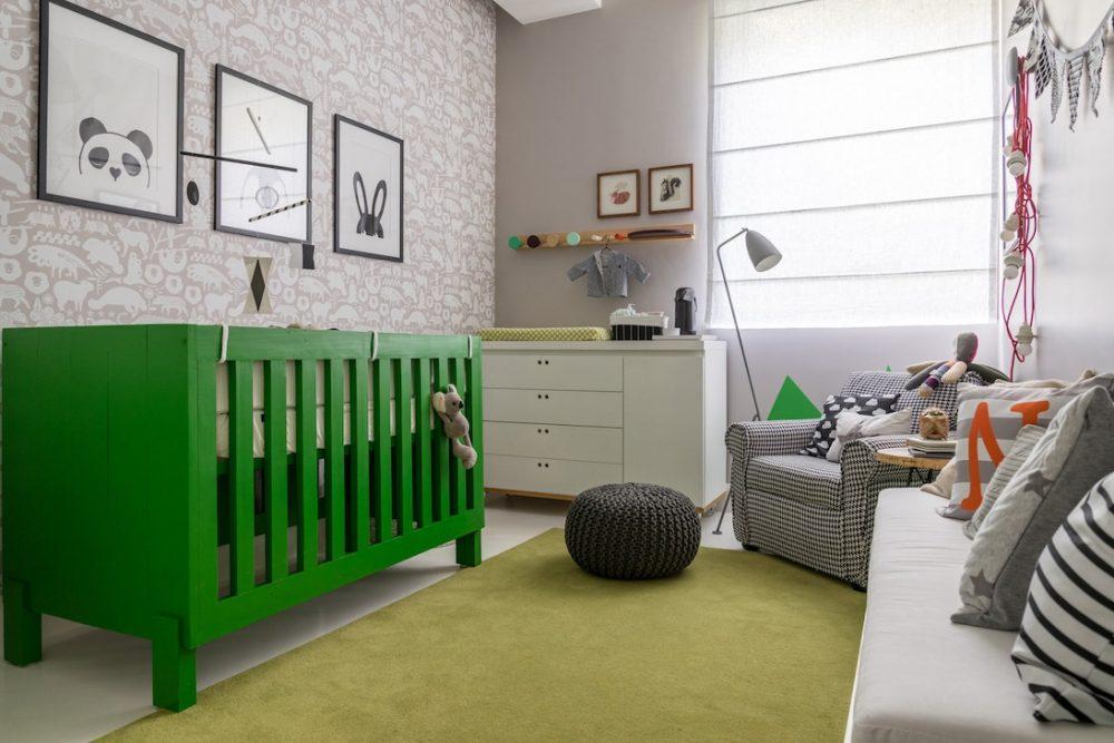 quartos decorados de bebe