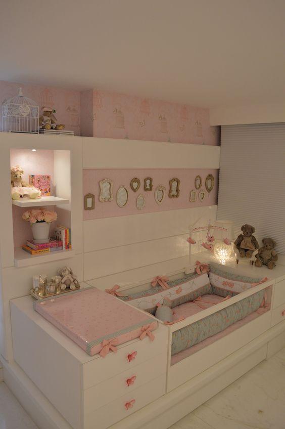 decoração quarto bebe urso