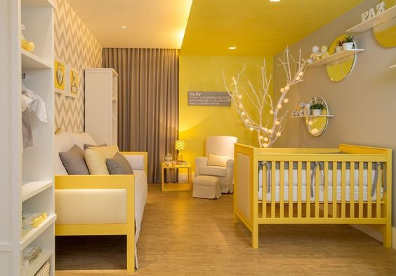 decoração para quarto de bebe