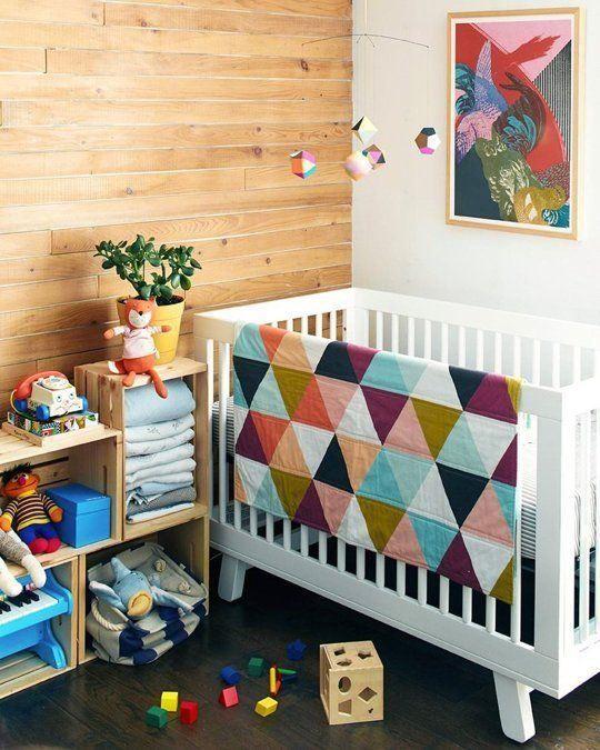 como decorar quarto do bebe gastando pouco