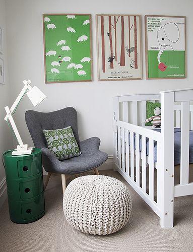 como decorar o quarto do bebe