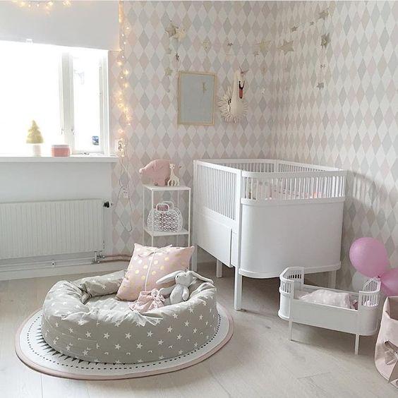 decoração de quartos de bebe