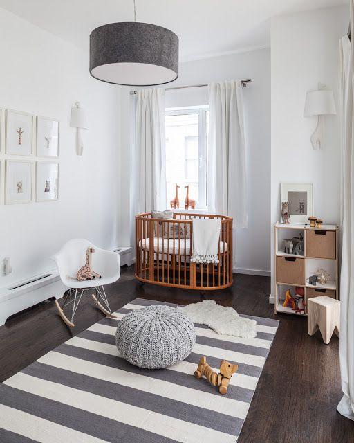 decoração quartos de bebe