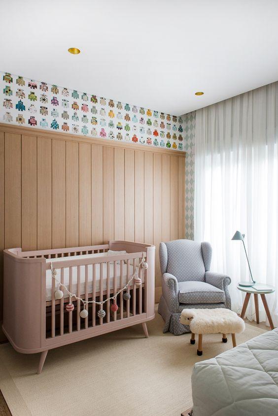 decoração quarto de bebe marinheiro