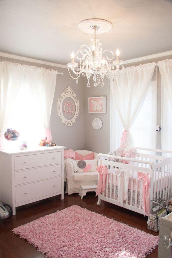 como decorar um quarto de bebe com pouco dinheiro