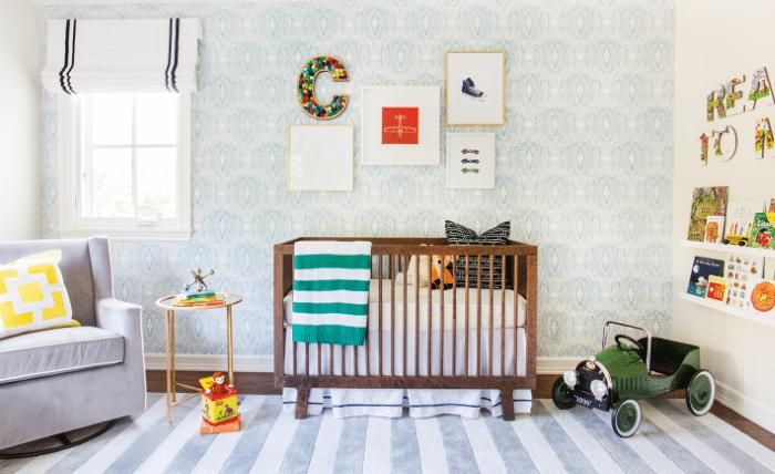 ideias de decora o para quarto de beb 2017