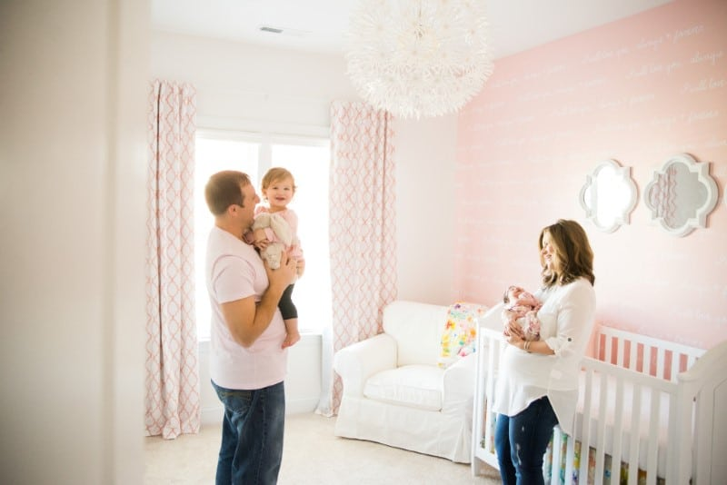 decoração para quartos de bebes em 2017