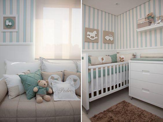 decorar quarto de bebe gastando pouco