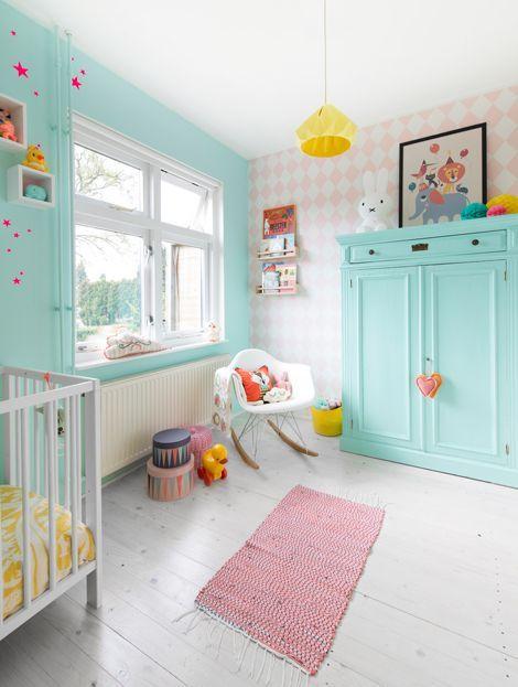 Decoração de quarto de bebê Tendências para 2018