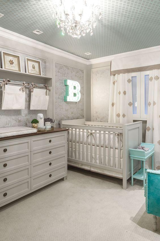 decoração de quarto para bebe masculino