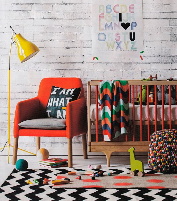 cores para pintar quarto de bebe