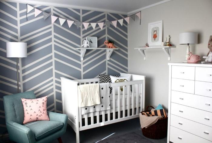 quarto simples de bebe