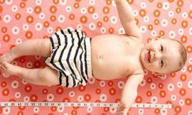 Altura do bebê quando crescer