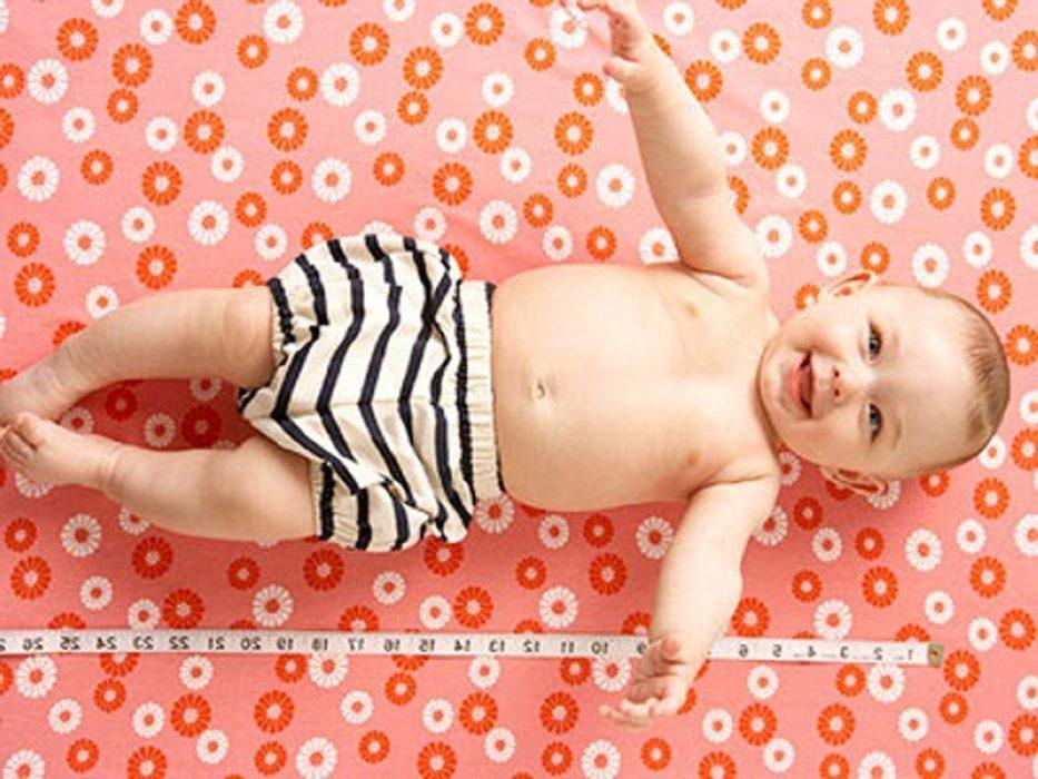 You are currently viewing Altura do bebê quando crescer