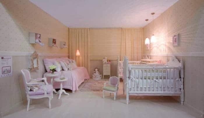 Decoração com nichos para quarto de bebê ~ Wallpaper Quarto De Bebe