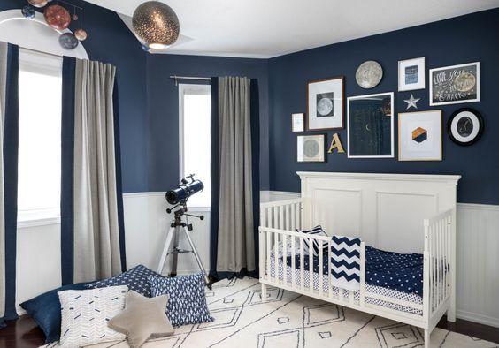decoração para quarto de bebe simples
