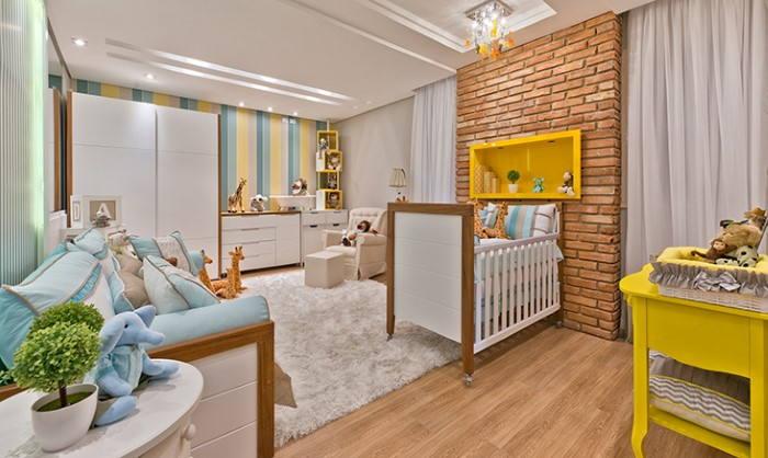 decoracao quarto do bebe ideias