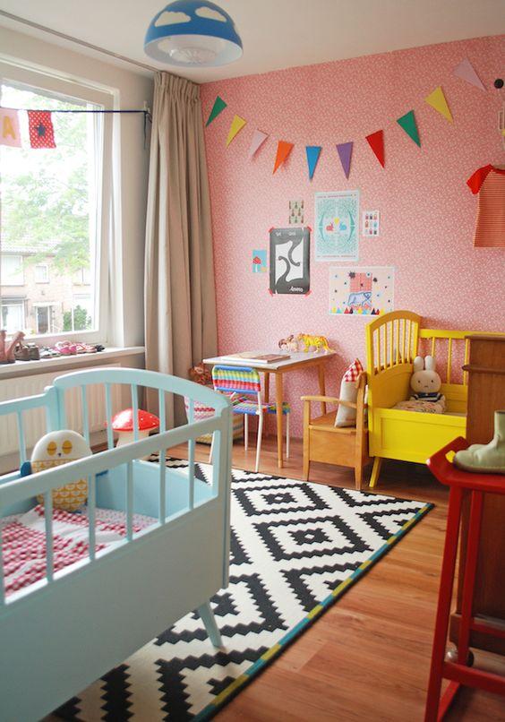 decoração de quarto de bebe em eva