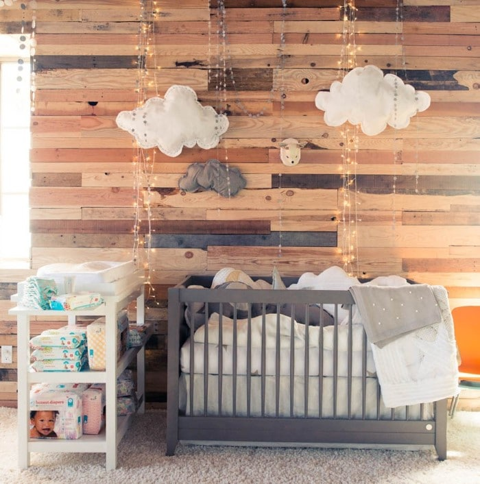 Ideias de decoração para quarto de bebê 2017