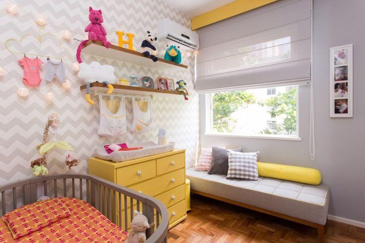 decoração quarto de bebe safari