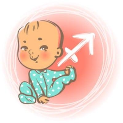 bebe-de-sagitario